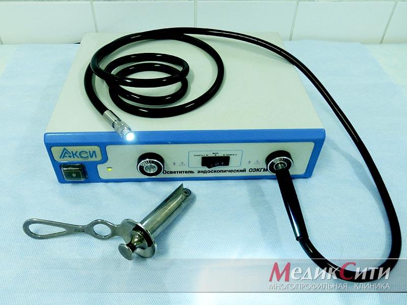 Аппарат для проведения аноскопии