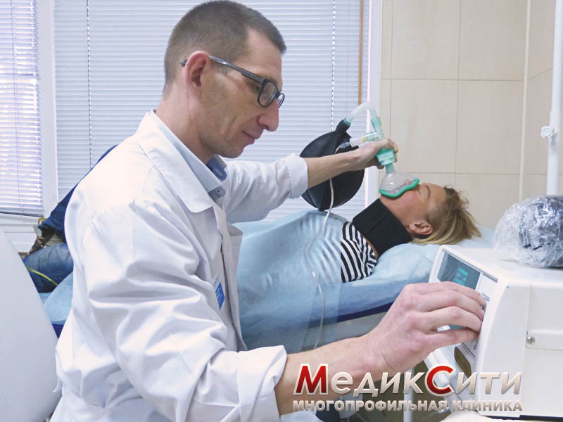 Ксенонотерапия в клинике МЕДИКСИТИ