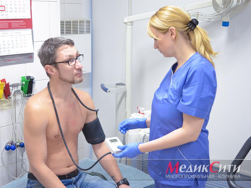 СМАД, суточное мониторирование артериального давления ...