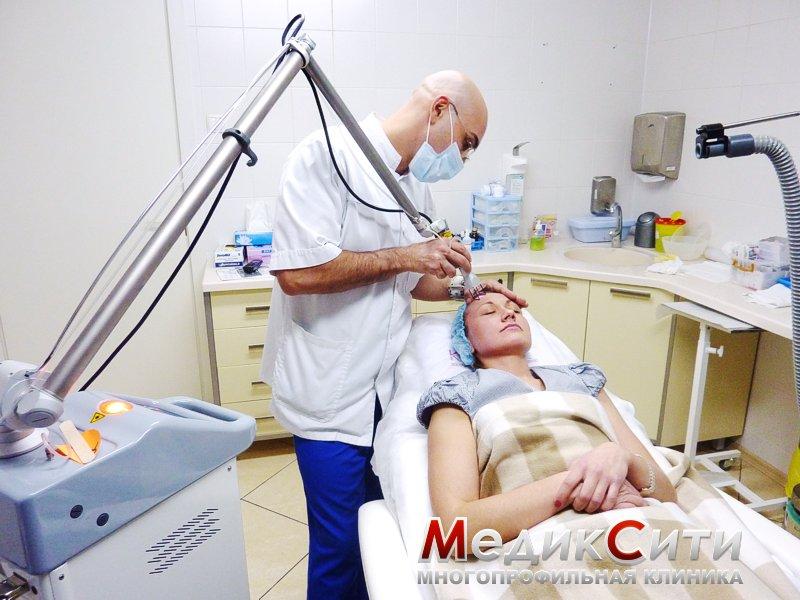 SmartXide DOT CO2 в МедикСити