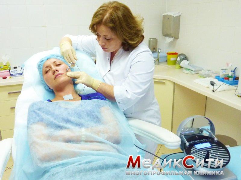 Инъекционные процедуры в МедикСити