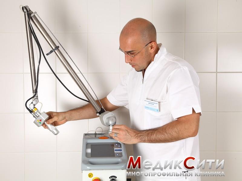 Фракционный фототермолиз в МедикСити