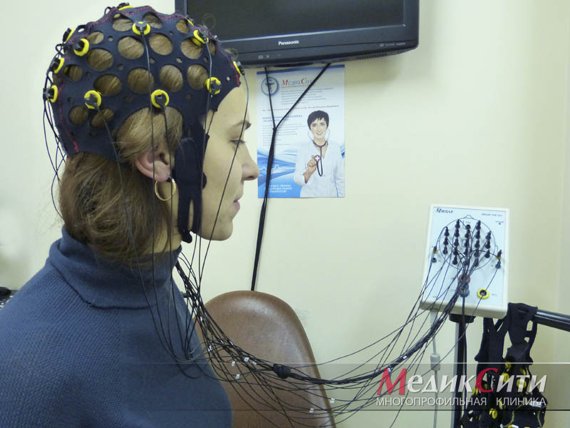 Енцефалограма головного мозку львів