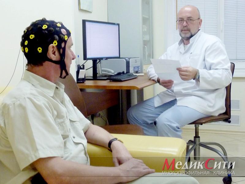 Энцефалография фото
