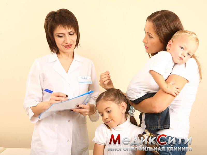 Гинекология в клинике МЕДИКСИТИ