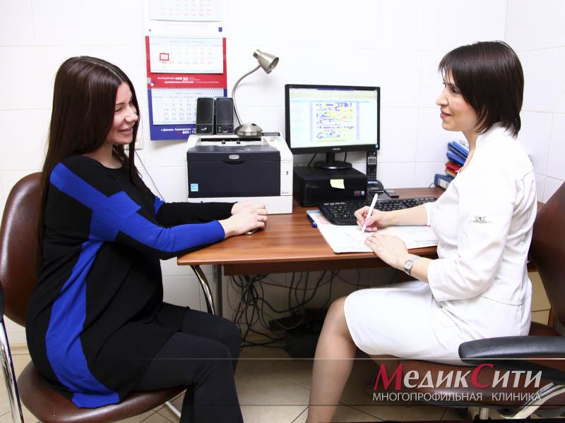 Диагностика и ведение беременности