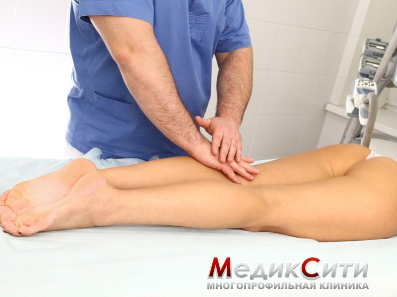 Лимфостаз ног массаж лимфодренажный