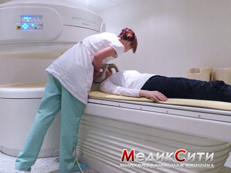Магнитно резонансная томография мрт