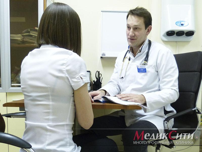 Нефрология в МедикСити