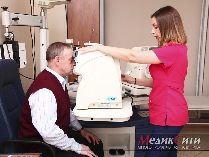 Диагностика и лечение катаракты