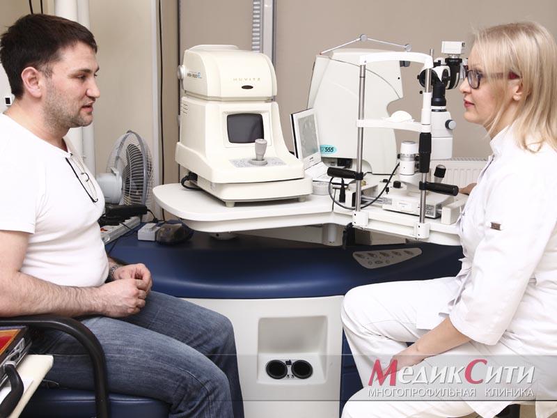 Диагностика и лечение астигматизма