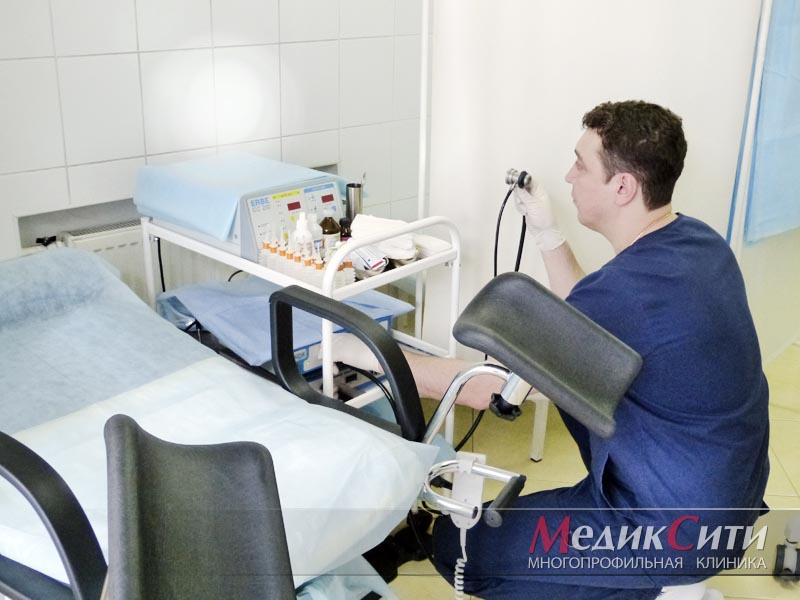 Подготовка к аноскопии