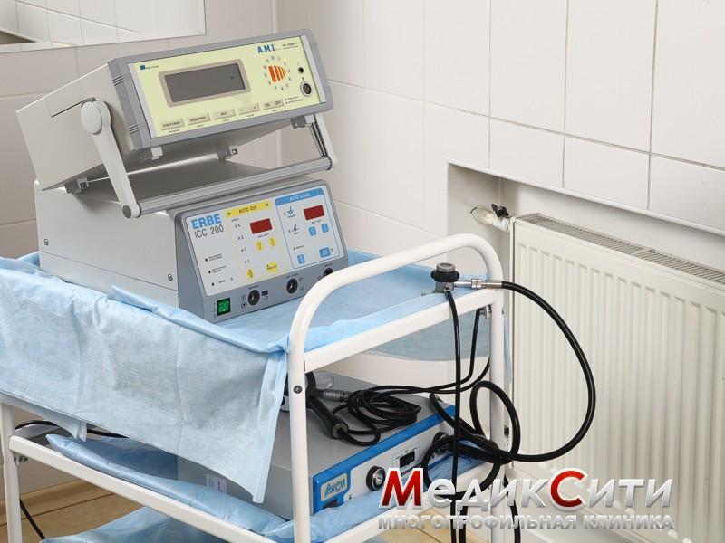 A.M.I. HAL-Doppler II - аппарат для лечения геморроя