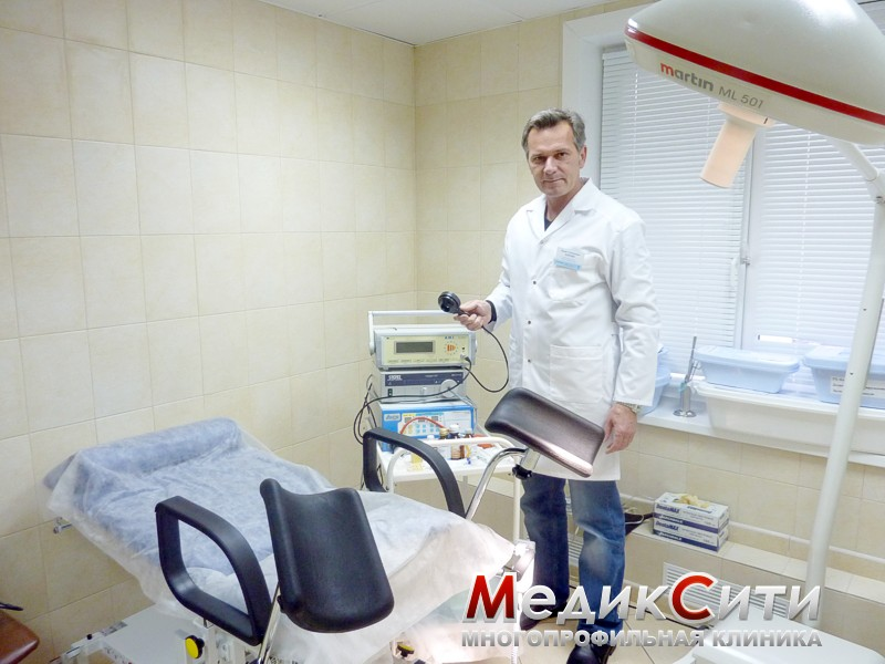 Частная клиника проктолог Консультация онколога