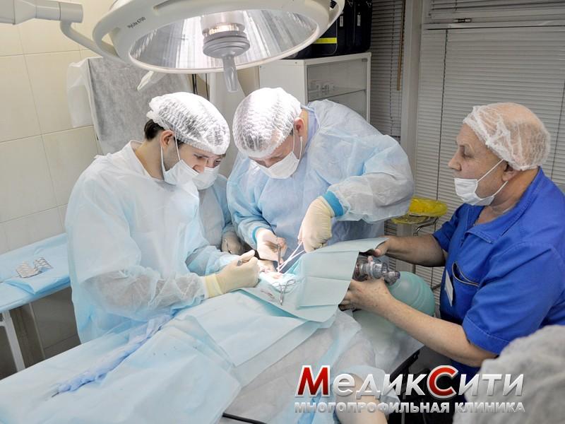 Хирургия фото
