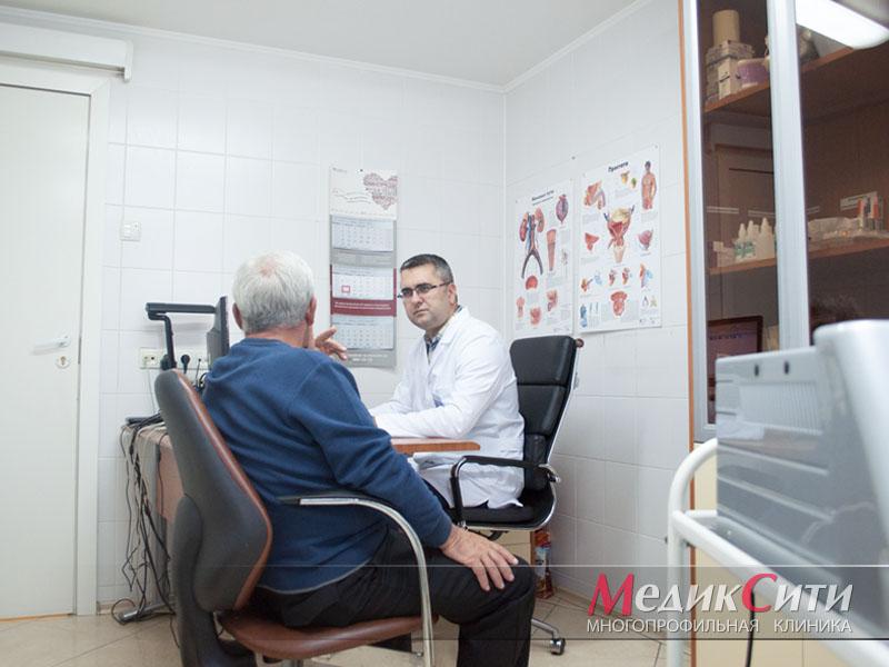 Лечение эректильной дисфункции в МедикСити