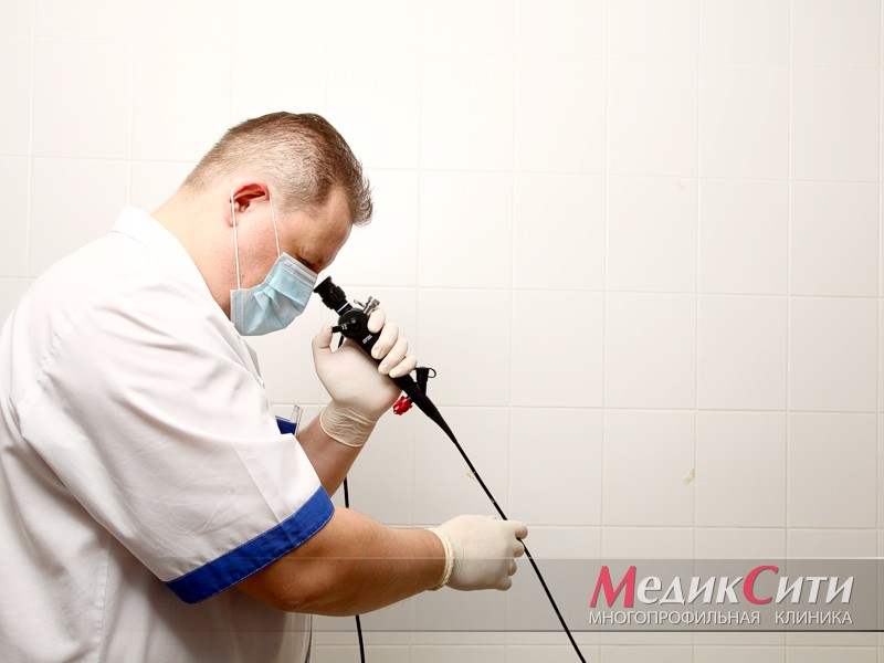 Цистоскопия в МедикСити