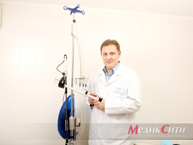 Консультация уролога после цистоскопии