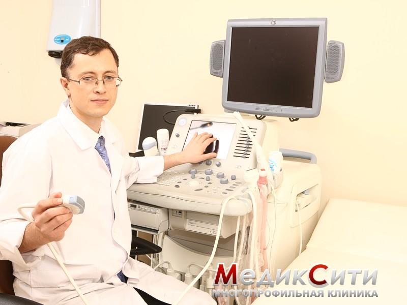 УЗИ при диагностике половых инфекций