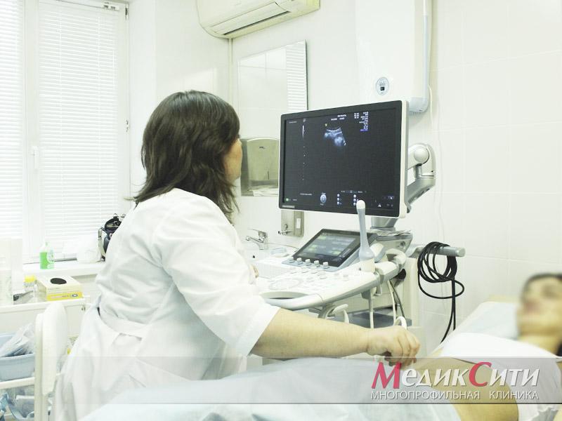 Ультразвуковое исследование в гинекологии
