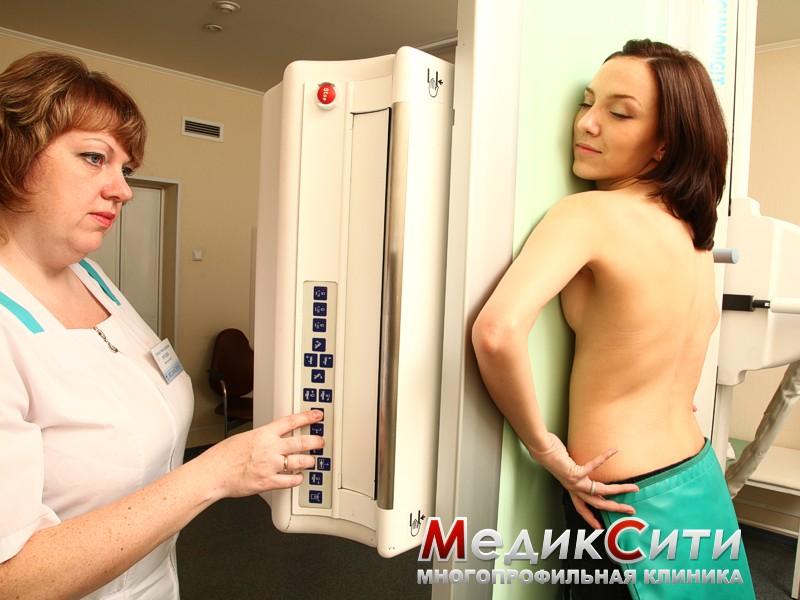 Маммография в сызрани